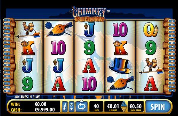 Игровой автомат Chimney Stacks - выиграй большие деньги играя