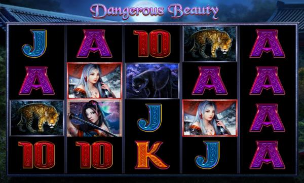 Игровой автомат Dangerous Beauty - мир фэнтези ждет вас