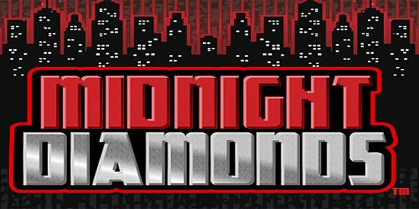 Игровой автомат Midnight Diamonds - золото и бриллианты победителю