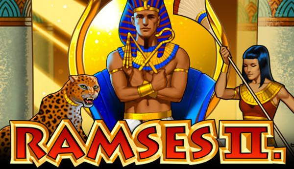 Игровой автомат Ramses II - для поклонников Древнего Египта