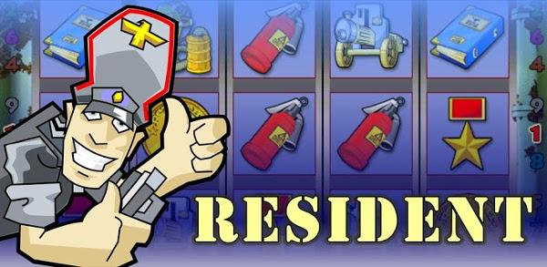 Игровой автомат Resident - для любителей шпионить