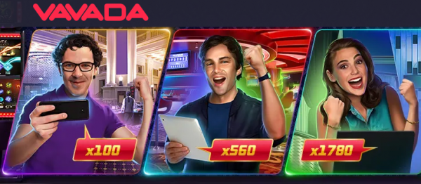 vavada казино