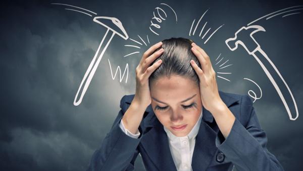 Стресс на работе: как это бывает?